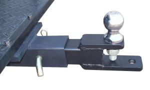 Double Duty Hitch Receiver DD100