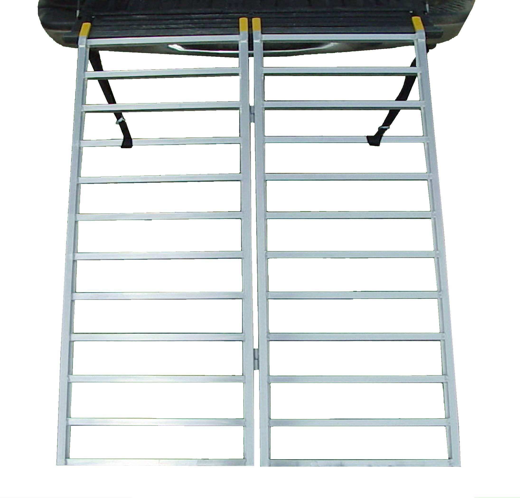 LL46715 Bi Fold Ramp