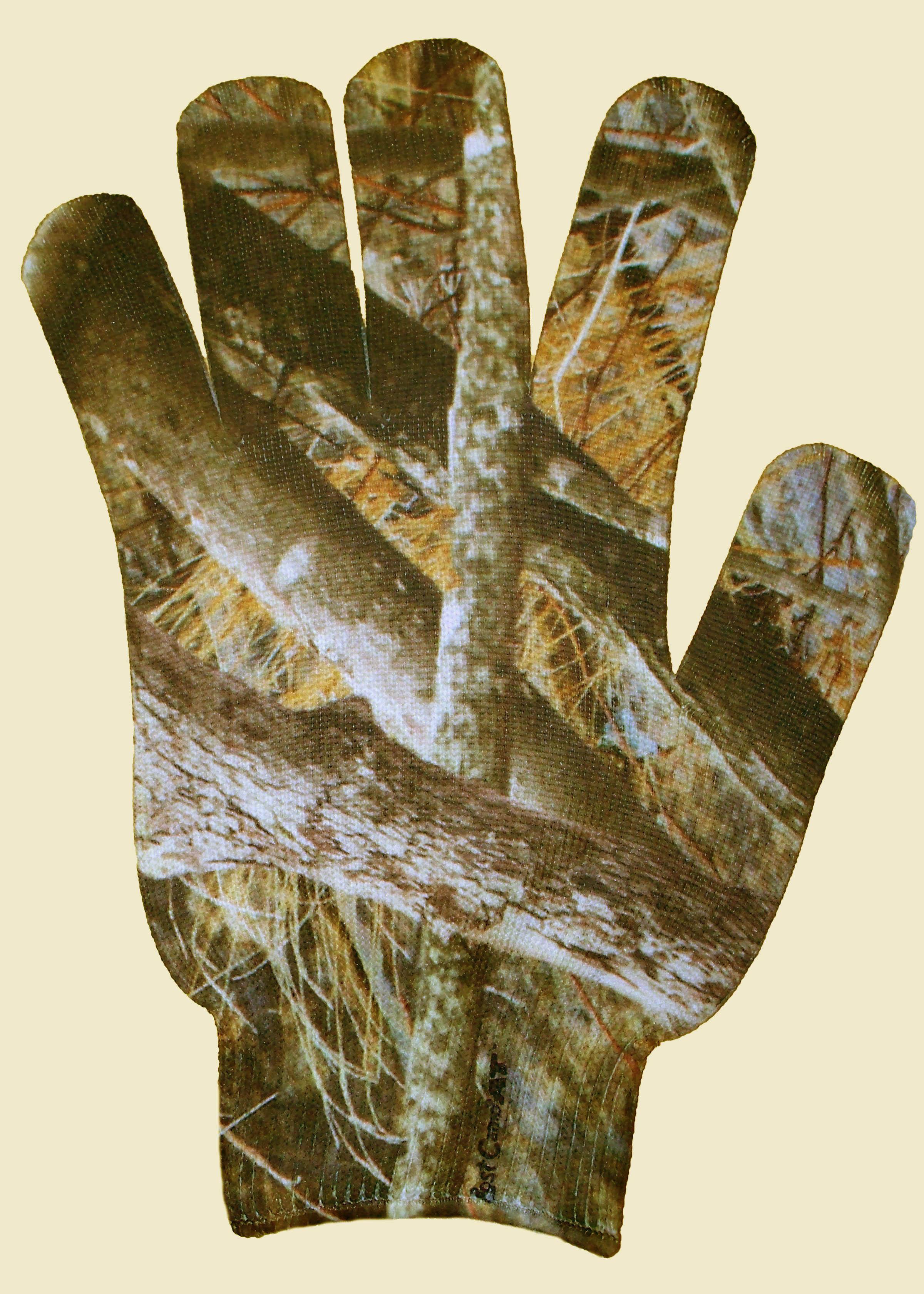 Lost Camo Glove 00