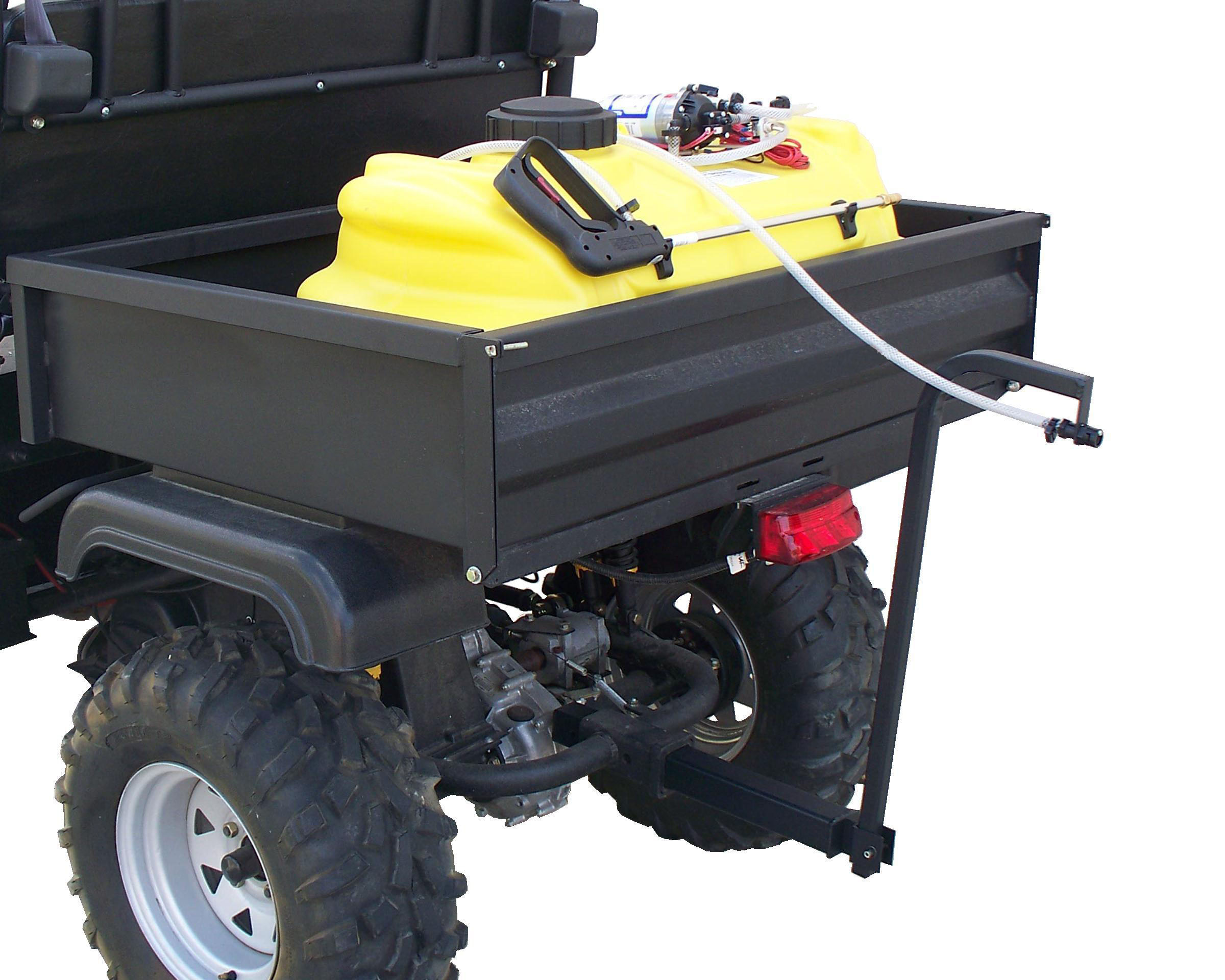 PLP2509-UTV 2 in_Plot Pro Sprayer with Boomless Sprayer-UTV