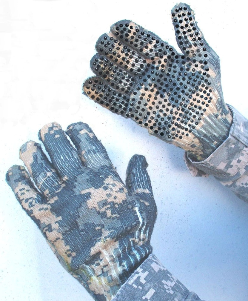 Spando-Hands Gripper Gloves--Model SF305ACU