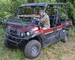 UTV Shooting Rail