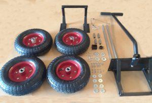 HNGC-350 Wheel Kit